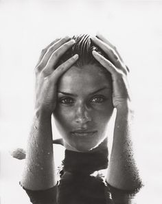 Title: Helena, Los Angeles, 1990 Artist: Herb Ritts (1952-2002, American) Year: 1990