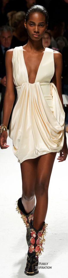 Fausto Puglisi SS2016 Women's Fashion RTW | Purely Inspiration
