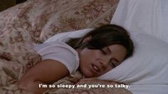 When it's morning: I'm so sleepy and you're so talky. 31 most relatable One Tree Hill quotes This Is Your Life, Story Of My Life, In This World, Tv Show Quotes, Movie Quotes, People Always Leave, Notting Hill Quotes, One Tree Hill Quotes, Jana Kramer