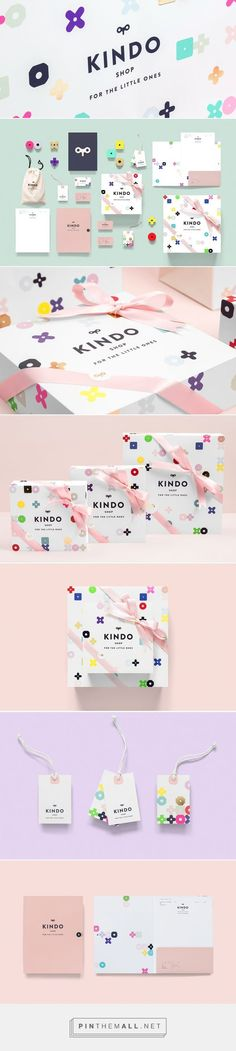 Kindo — The Dieline - Branding & Packaging