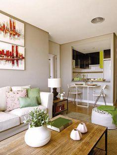 ambientes m con mucha pequenas pocos metros decoracion casas decorar casa reformas y obras casas pequeas piso de pocosu