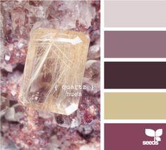 quartz hues