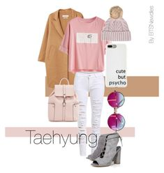 Designer Clothes, Shoes & Bags for Women Maya Fashion, Korean Fashion, Girl Fashion, Chill Outfits, Cute Casual Outfits, Bts Inspired Outfits, Kpop Fashion Outfits, Taehyung, Korea Wallpaper