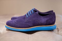 Cole Haan 2012 Fall/Winter LunarGrand Wingtip.