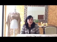 Parte uno juego de ensamble y top color nuez tejido a gancho fácil y rápido - tejiendo con Laura - YouTube