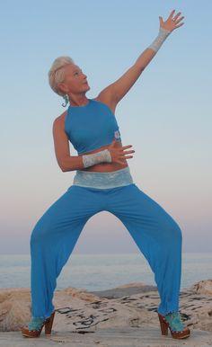 individuelle gefertigtes Fitnessoutfit