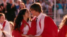 Zac And Vanessa, Troy And Gabriella, High School Musical 3, Types Of Guys, Summer Goals, Vanessa Hudgens, Chandler Kinney, Fangirl, Musicals