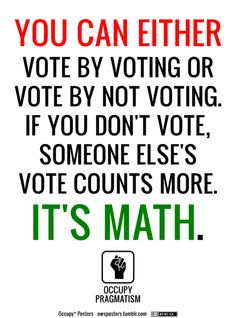 Discover and share Importance Of Voting Quotes. Explore our collection of motivational and famous quotes by authors you know and love. Vote Quotes, Quotes To Live By, Importance Of Voting, Vote Counting, Voter Registration, Protest Signs, I Voted, We The People, Wisdom