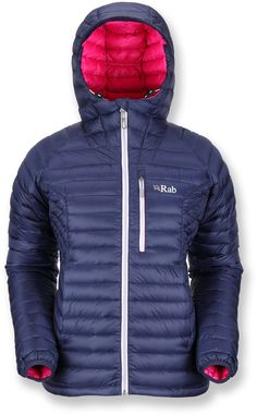 Rab Microlight Alpine Down Jacket - Women s - Free Shipping at REI.com  Outdoor Wear aeaf98e7e62