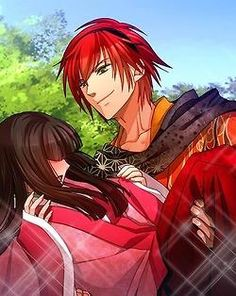 Enya from shall we date : destiny ninja