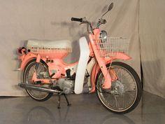 1968 Yamaha U5-L