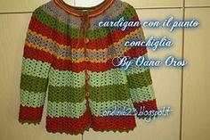 Ravelry: 4 seasons cardigan pattern by Oana Oros