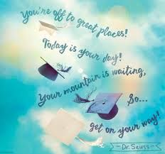 Today is your day! #Graduation
