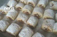 Elmalı Rulo Kurabiye Tarifi No Bake Cookies, Baby Food Recipes, Baked Potato, Tiramisu, Muffin, Bread, Chocolate, Breakfast, Ethnic Recipes