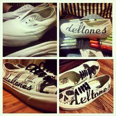Deftones Vans