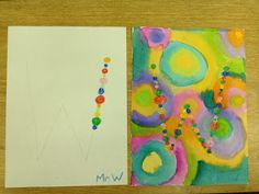 The Busy Librarian: Dot Day Lesson Seeds.