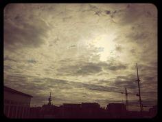Ay, pero que nubes! - EyeEm