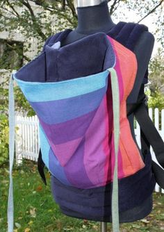 We create the Finnish Vanamo woven wraps and personalized Wompat baby carriers. Woven Wrap, Babywearing, Northern Lights, The Past, Wraps, Rainbow, How To Wear, Life, Rain Bow