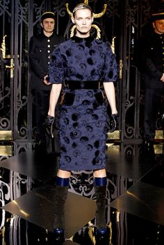 Louis Vuitton fall 2011 ready to wear collection. See more: #LouisVuittonAtFip, #FashionInPics