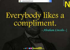 Best English Quotes, Motivational Quotes In English, Abraham Lincoln Facts, Best Quotes, Love Quotes, Abraham Maslow, Learning Quotes, Life Lessons, Compliments