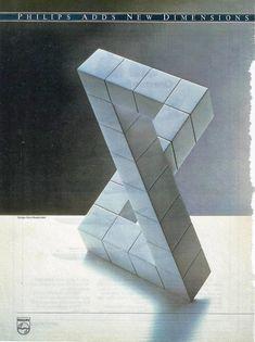 Oscar Reutersvard The Impossible Figure — DOP