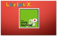 Hype Machine music addon