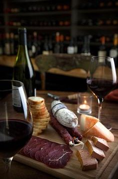 Want a unique charcuterie plate or an incredible bottle of wine? Head over to Bin 152 Wine Bar offering 40 unique cheeses and charcuterie and 130 bottles of wine!