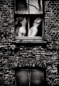 Mannequins, Spitalfields, 1968
