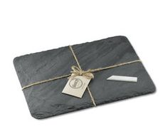 Brooklyn Slate Cheese Board, Grey