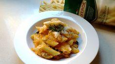 Pasta amb carabassa, olives i romaní. De La pasta per als catalans