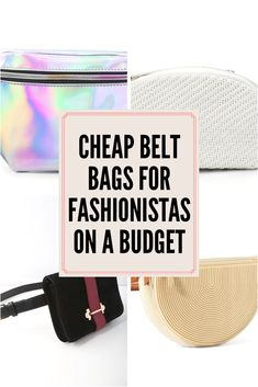 Affordable Summer Belt Bags For Girls On A Budget Belt Bags, Girls Bags, Budgeting, What To Wear, My Favorite Things, Summer, Blog, Summer Time, Waist Pouch