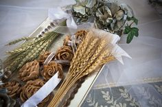 #Sofreh Aghd, Persian Wedding, #Wheat Bundle. Nahal and Juan Wedding Photos by Rupa Photography