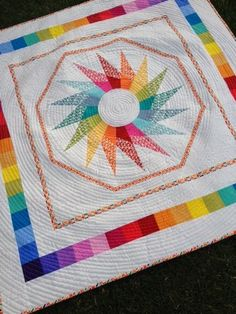 My Quilt Diet...: Ford's Star Quilt Is FINISHED!!!