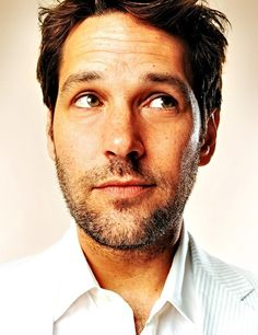 Paul Rudd- love his hilariosity