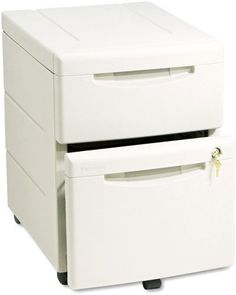 Iceberg 55219 Workmanager Underdesk Mobile Ped File W 1 Box 1 File Drwrs Platinum Gy By Iceberg