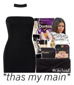 """No Scrubs x TLC"" by krabbybaddie ❤ liked on Polyvore"