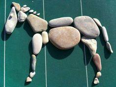 Caballito de piedras