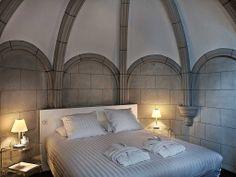 Sozo Hotel, Nantes, France - set within a 19th century chapel.