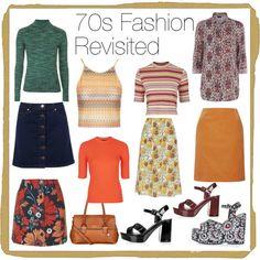 Fashion Lust List featuring Topshop, ASOS, Miss Selfridge, Fiorelli, New Look Fiorelli, Head To Toe, 70s Fashion, Lust, New Look, Topshop, Beauty, Style, Swag