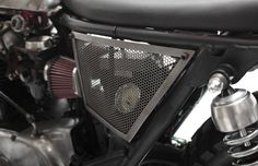 gonna build some of these for the motorcycle. just ordered the mesh!
