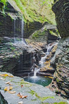 Counting the Falls Photographic Print and Canvas Wrap by Judy M Tomlinson Photography http://www.judymtomlinsonphotography.ca