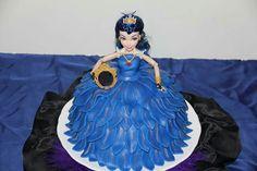 decendants evie doll cake