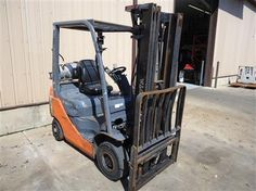 2007 #Toyota 8FGU15 #usedforklifts for Sale - Capacity: 3,000 - Mast: 83 / 189 TSU - LPG, AUTO, S/S #materialhandling
