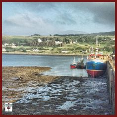 #uigpier #fishingboats #harbour #uig Photos from my travels