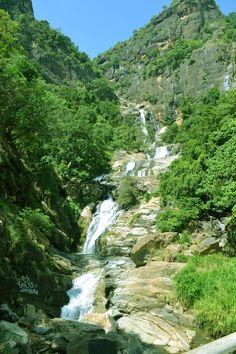Ravana Waterfall - Ella  -  Sri Lanka