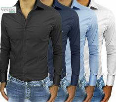 Tom Tailor Denim Fitted Décontracté Manches Courtes Hommes cityhemd neuf taille M S