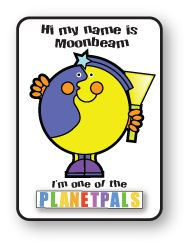 Learn fun facts about the moon and moon phases!