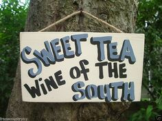 I don't need wine when I have my own sugary substitute. Southern Sweet Tea, Southern Comfort, Sweet Tea Quotes, South Country, Trash Party, Dessert Table Backdrop, My Old Kentucky Home, Vinyl Crafts, Wood Crafts