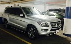 2016 Mercedes Benz GL 450