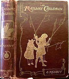 The Railway Children is a children's book by Edith Nesbit, originally serialised in The London Magazine during 1905